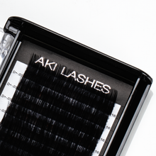 Load image into Gallery viewer, .03 Volume Lashes Mixed Length - Aki Lashes