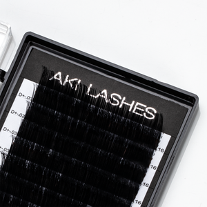 .03 Volume Lashes Single Length - Aki Lashes