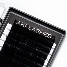 Load image into Gallery viewer, .05 Volume Lashes Single Length - Aki Lashes