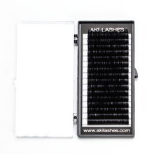 Load image into Gallery viewer, .07 Volume Lashes Single Length - Aki Lashes