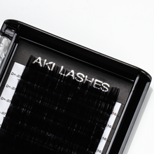 Load image into Gallery viewer, .07 Volume Lashes Mixed Length - Aki Lashes