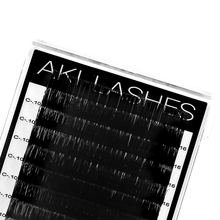 Load image into Gallery viewer, .10 Volume Lashes Mixed Length - Aki Lashes