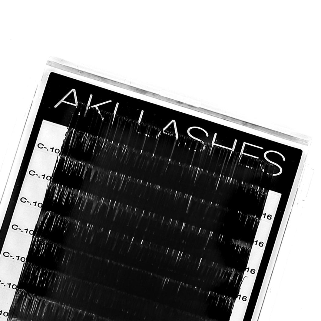 .10 Volume Lashes Mixed Length - Aki Lashes