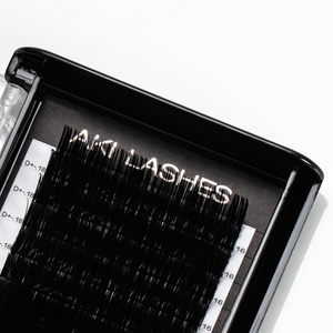 0.18 Classic Lashes Mixed Length - Aki Lashes