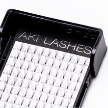 Load image into Gallery viewer, 4D Mixed Premade Fans - Aki Lashes