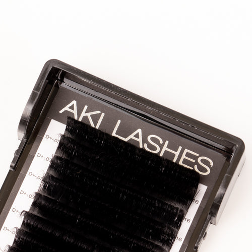 Smart Russian 0.03 Mixed Volume Lashes - Aki Lashes