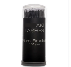 Sale - Micro Tip Brushes - Aki Lashes