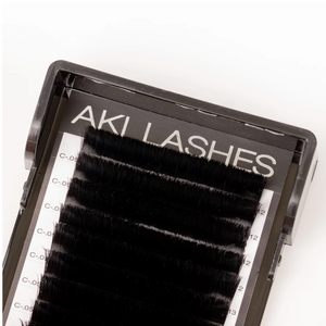 Smart Russian 0.05 Single Volume Lashes - Aki Lashes