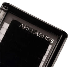 Load image into Gallery viewer, Sale - .18 Classic Lashes Single Length - Aki Lashes