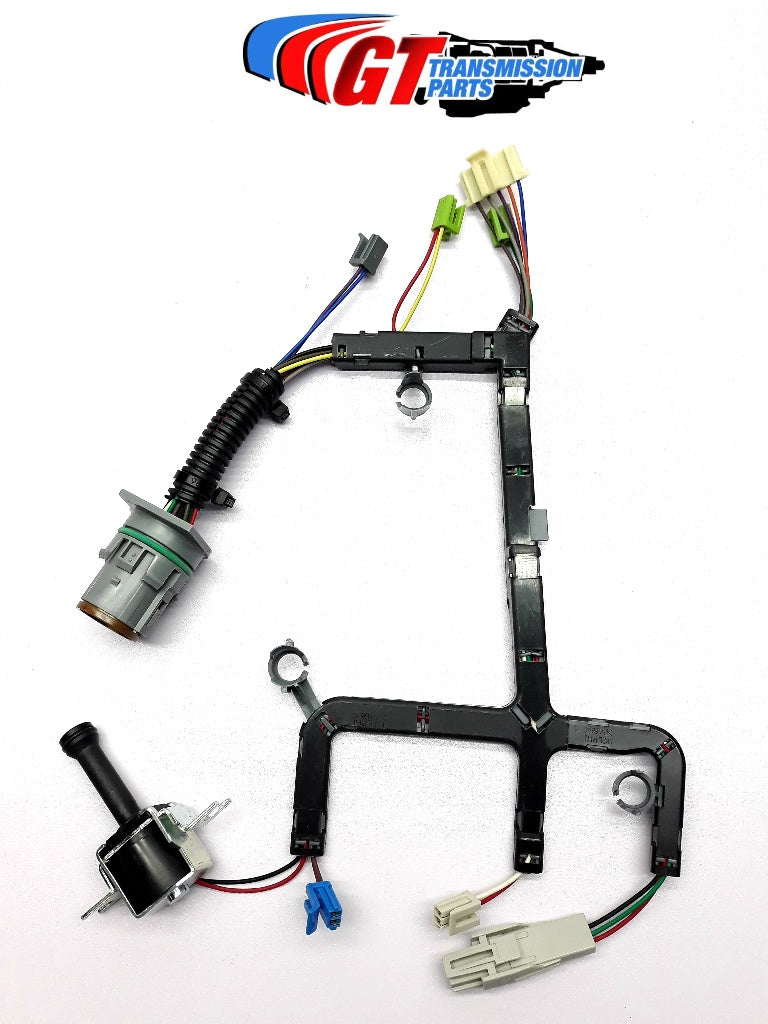 77995CA 4L60E 4L65E TCC Wire Internal Harness (For Units W/ ISS On on 1998 4l60e sensor harness, 4l60e hoses, 4l60e to 4l80e, 4l60e oil pan, 4l60e transfer case, 4l60e shifter, 4l60e transmission, 4l60e power wire,