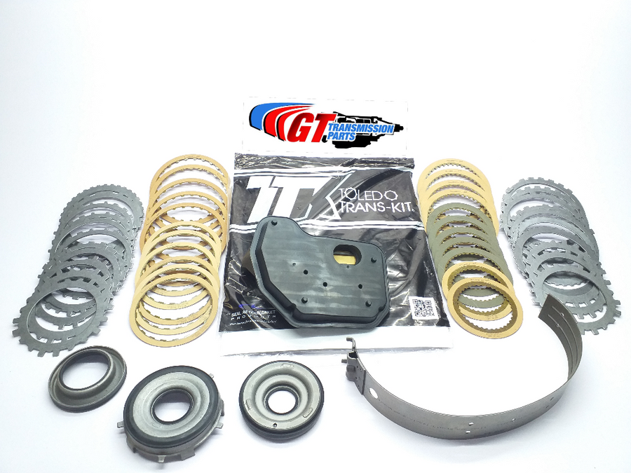 4L60e Transmission OVERHAUL KIT 1997-03 gasket set rings and seals