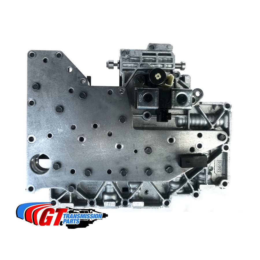 Valve Body with Only 2 Round Backing plates 4R70W/ 4R75W