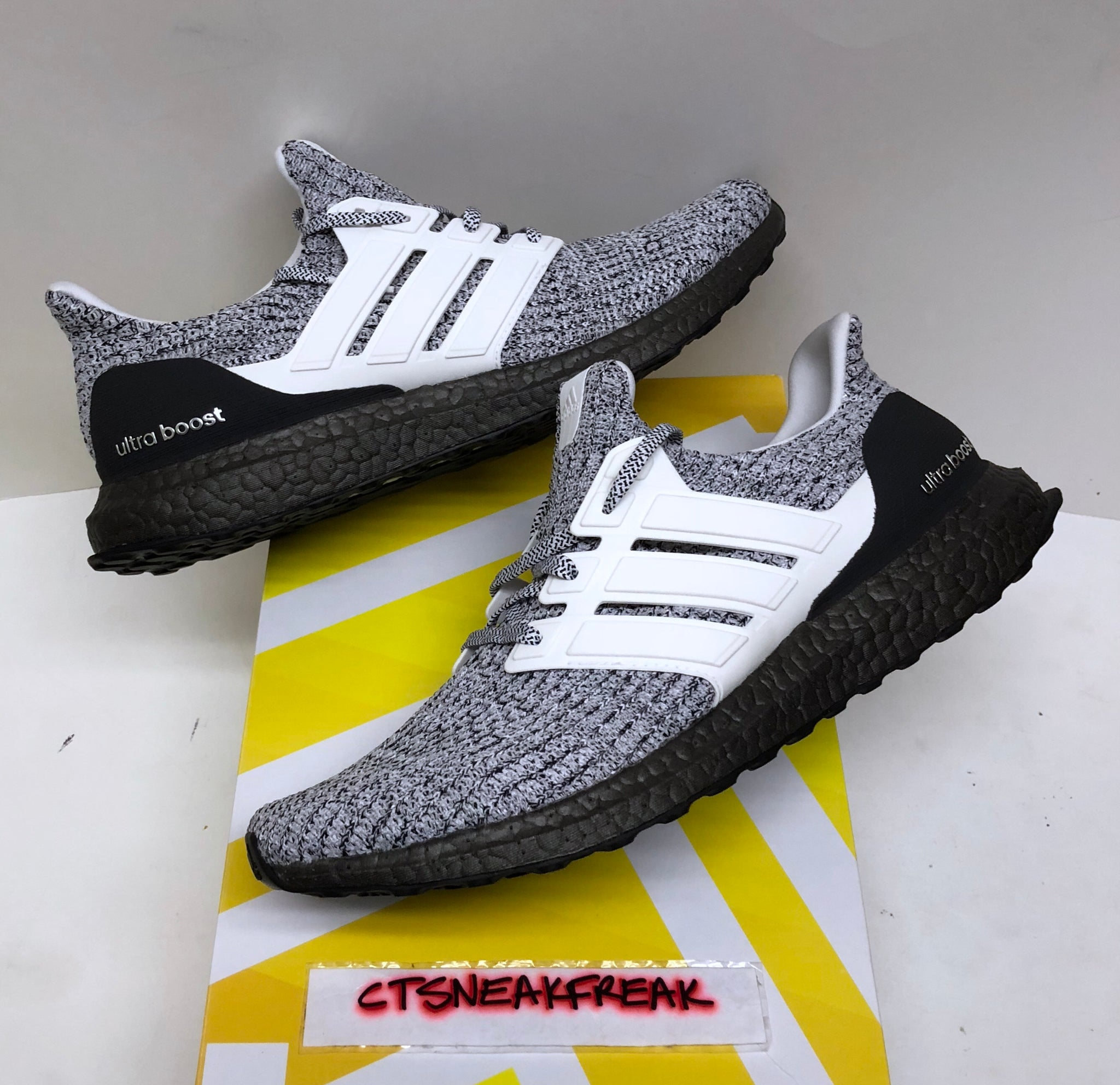 sale retailer 2ab5d c21f5 huge selection of b710b 3a85d adidas ultra boost 4.0 oreo ...