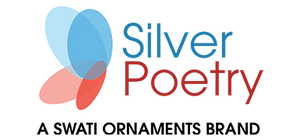 Silver Poetry is fascinating fusion of Pure Silver and Poetry. Our company provides excellent pieces of fashion jewellery bought from the most reliable  source can fulfill one's desires and make  every soul smile.