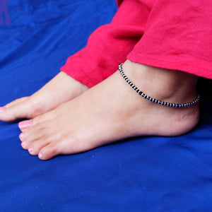 Adjustable Nazariya Anklet (SIngle/Pair)