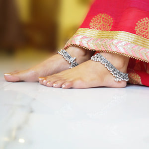 The Heavy Ghungru Jhanjar Anklet