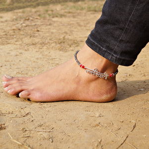 The Nakhrevali Nazariya Anklet (Single/Pair)