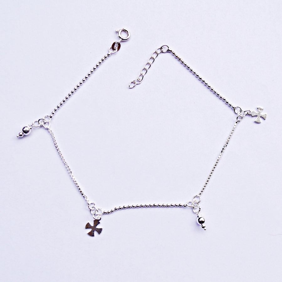 The Windmill Charms Anklet (Single/Pair)