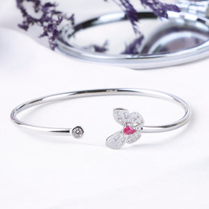 The Deliberate Butterfly Bracelet