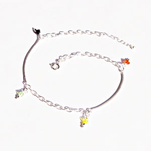 Jazzy Anklet (Single/Pair)