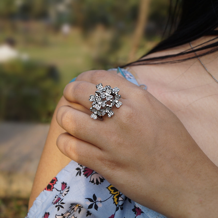 The Bouquet Ring