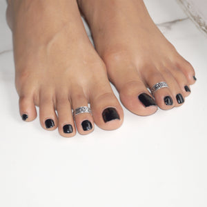 Banjara Band Toe Rings