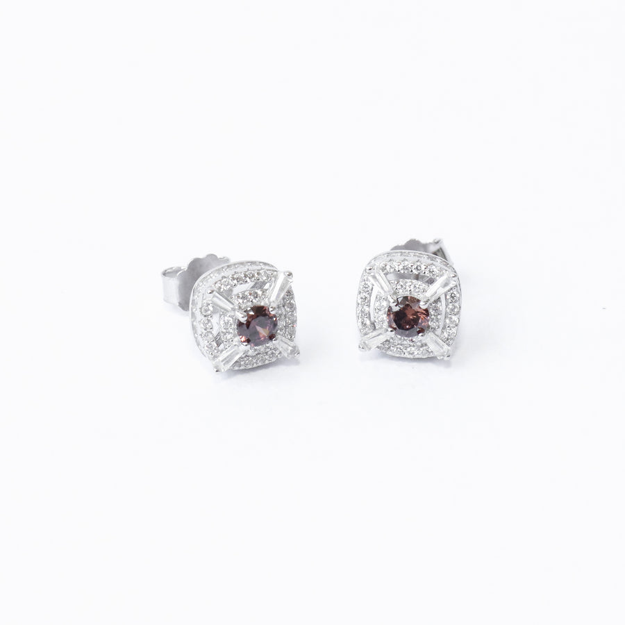 The Delightful Diamond Studs