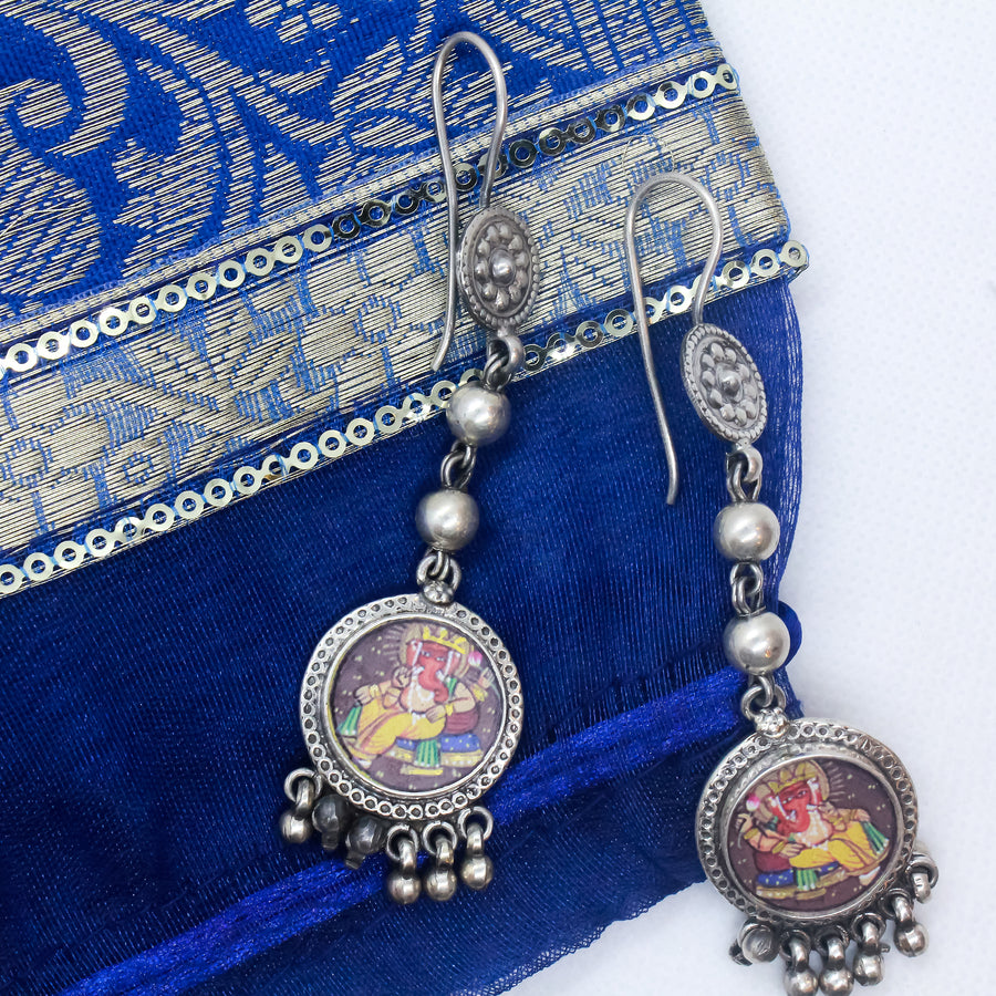 The Ganesha Earrings