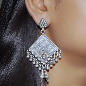 Grape Stud Jhumkas