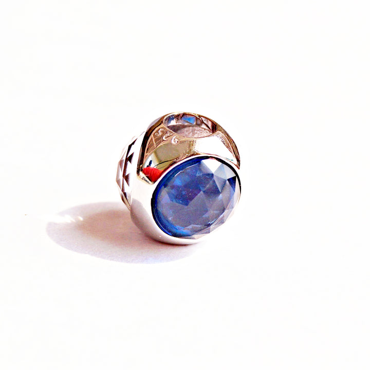The Tri-colour Crystal Ball Charm