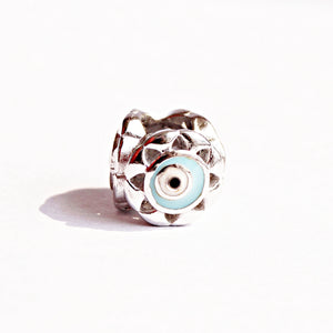 The Tri-face Evil-eye Charm