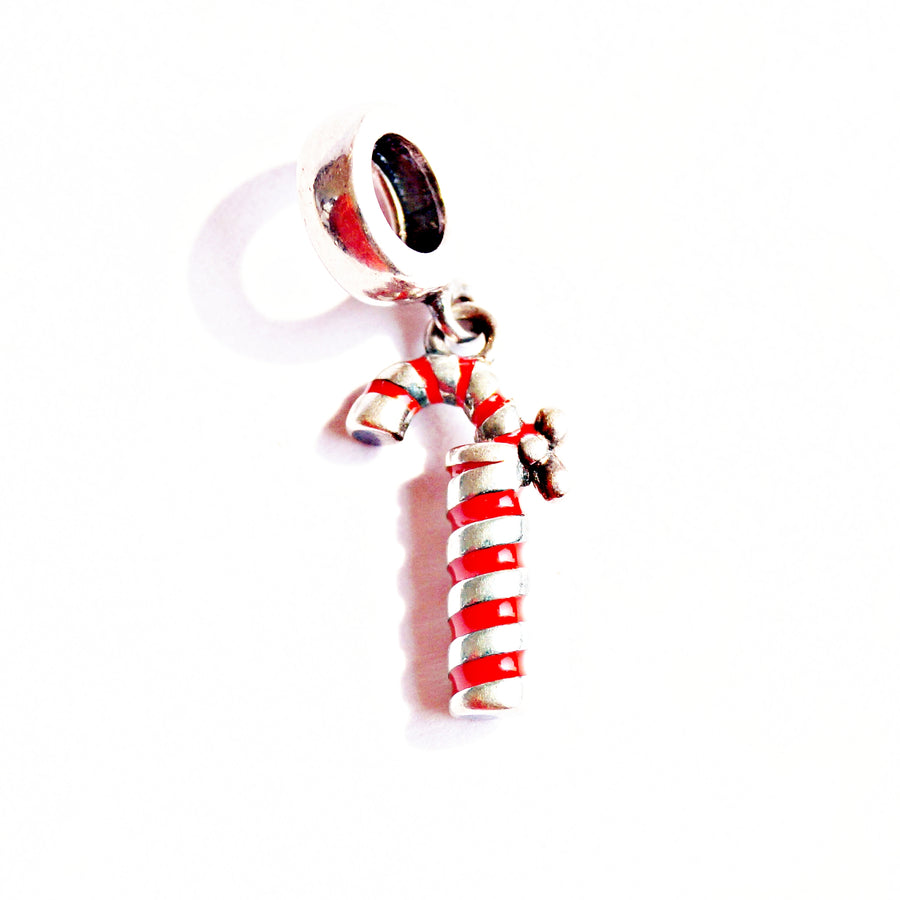 The Candy Cane Charm