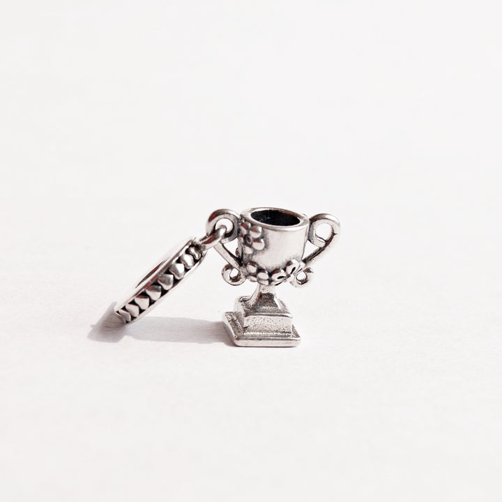 The Winning Trophy Charm