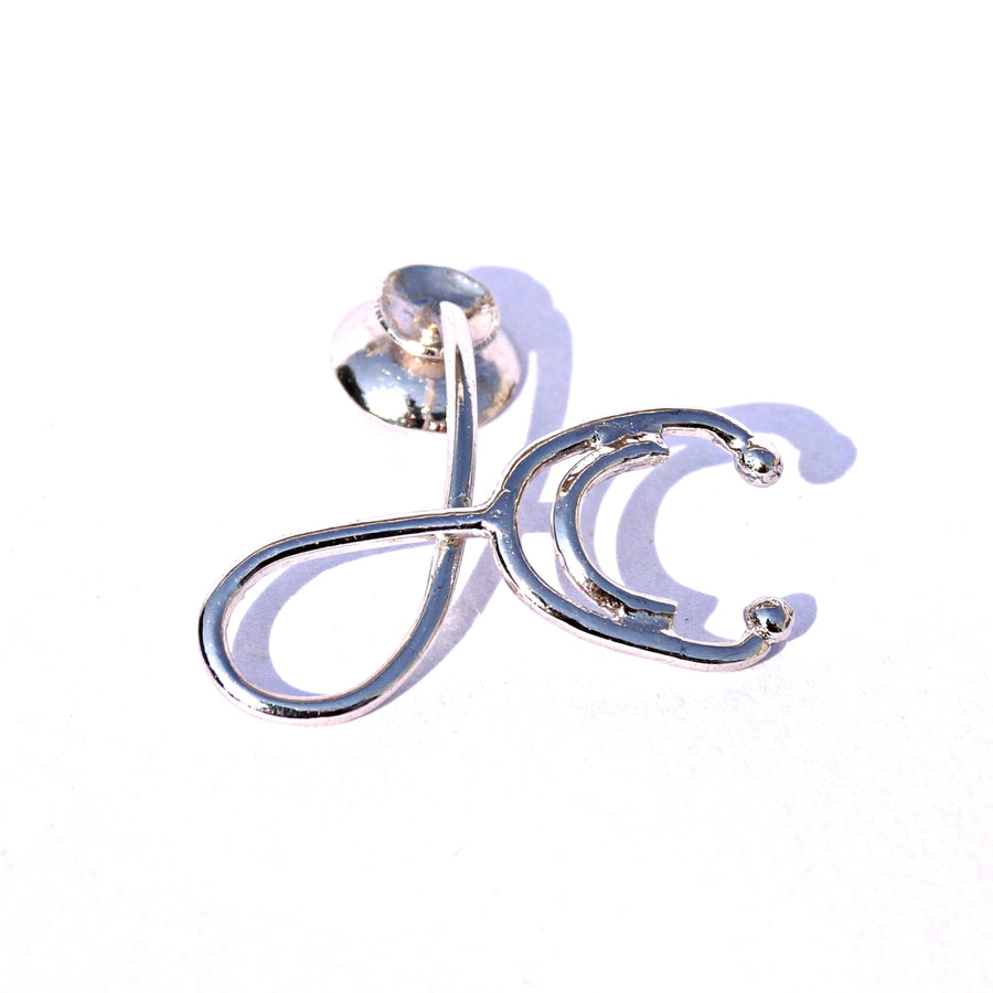 The Doctor's Stethoscope Charm
