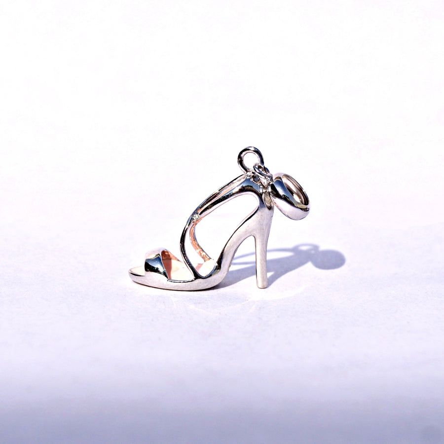 Barbie Sandal Charm
