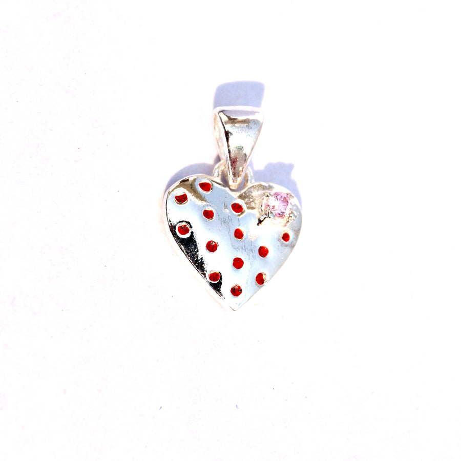 The Heart Berry Charm