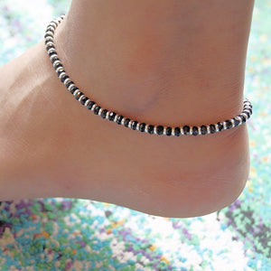 Nazariya Beaded Anklet (Single/Pair)