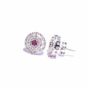 The Romy Diamond Studs