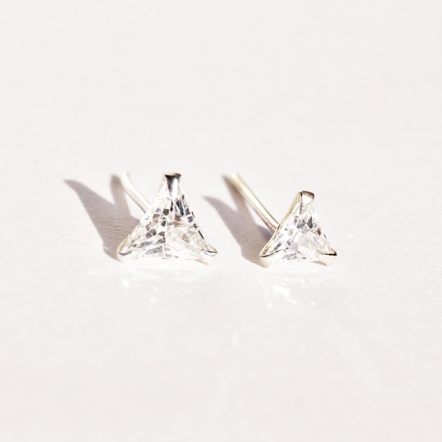 Versatile AD Triangle Studs (5mm)