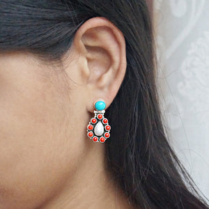The Jyoti Drop Earrings