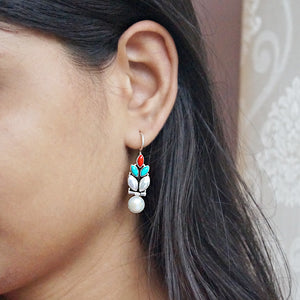 The Wiezen and Drop Earrings