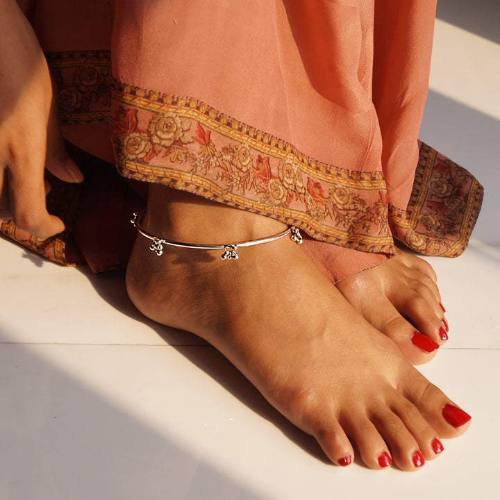 The Kada Anklet (Single/Pair)