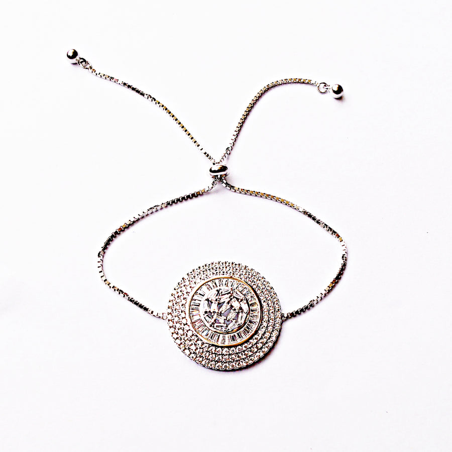 Circle of Pulchritude Adjustable Bracelet