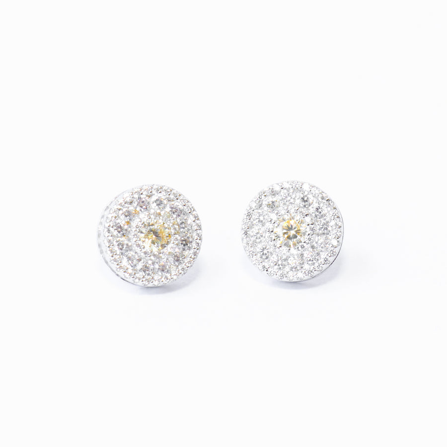 Goldilocks Stud Earrings