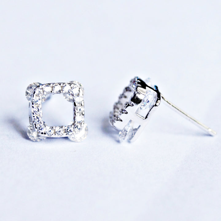 The Statement Cz Studs