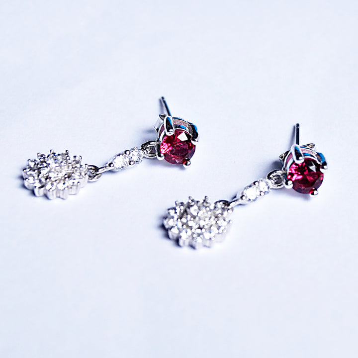 Diamond Studded Aadit Earrings