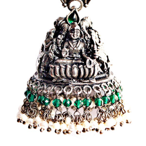 The Exclusive Lakshmiji, Sangeetkar and Nartakee Temple Jhumkas