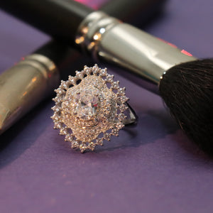 The Vintage Vixen Ring