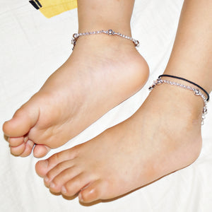 The Watch Eye Beads Kids Anklet (Pair)