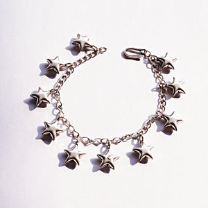 The Star Charms Kids Anklet (Single/Pair)